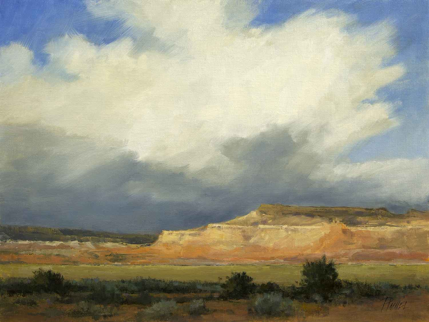 Long View by Ms. Peggy Immel - Masterpiece Online
