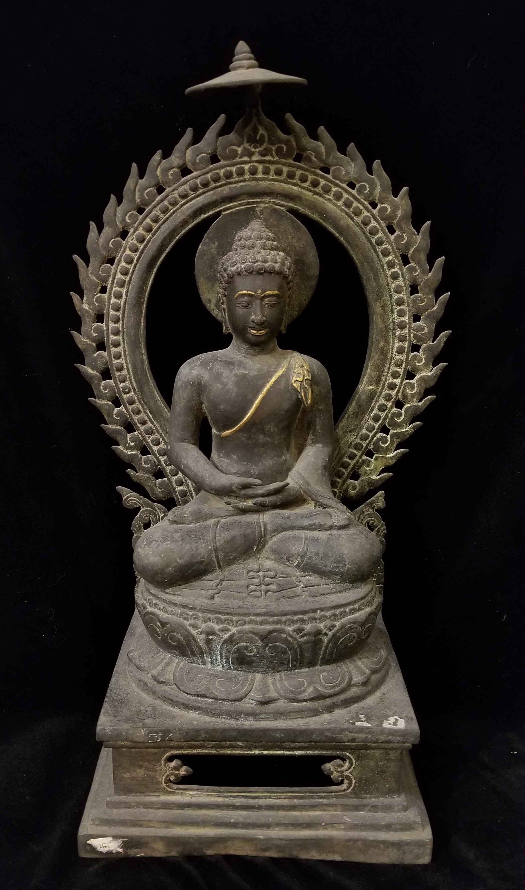 Buddha Temple by  Gallery Pieces - Masterpiece Online