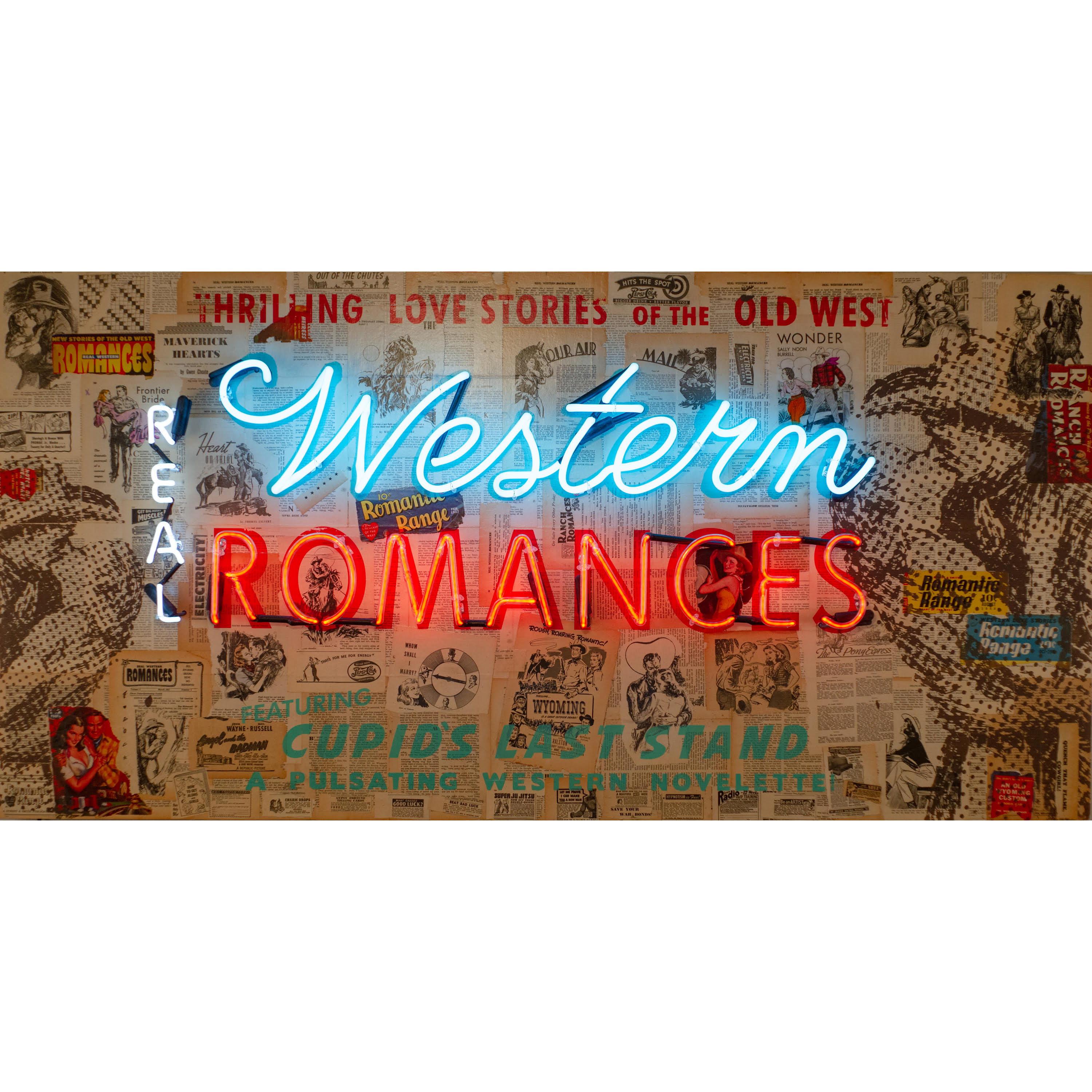 Real Western Romances... by  Miles Glynn - Masterpiece Online