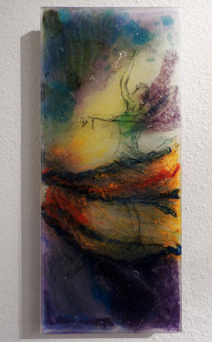 Flamenco by  Jackie Braitman - Masterpiece Online
