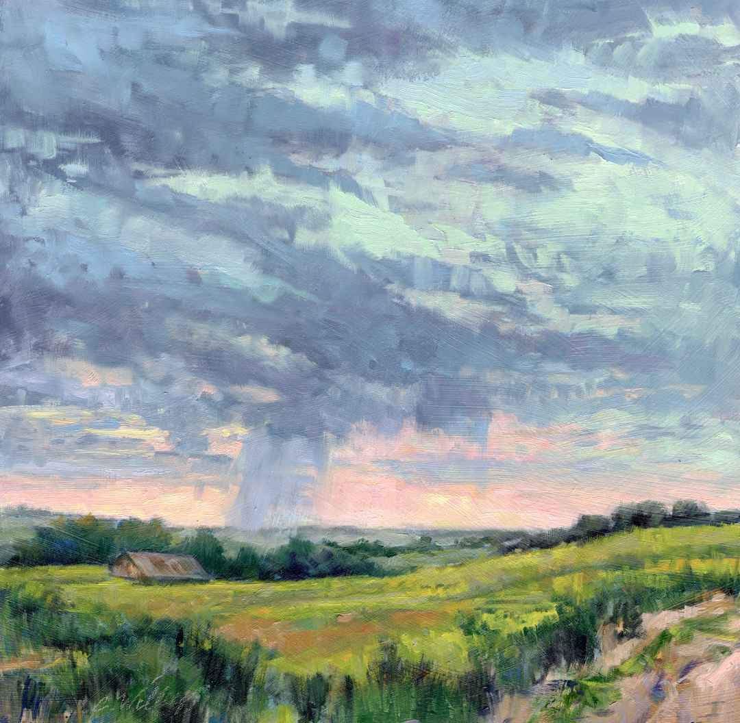 Prairie Sky by  Chris Willey - Masterpiece Online