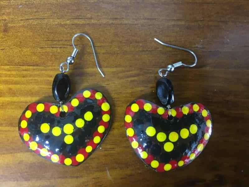 Hand Painted Coconut ... by Ms Irene Bowyer - Masterpiece Online