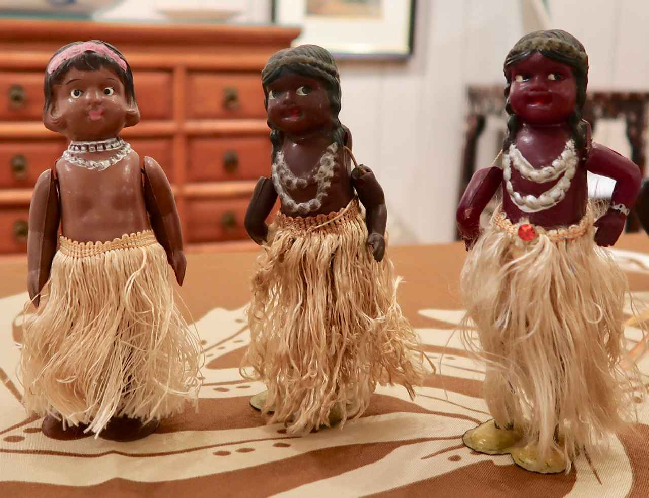 Hula Wind-Up Dolls by   Unknown - Masterpiece Online