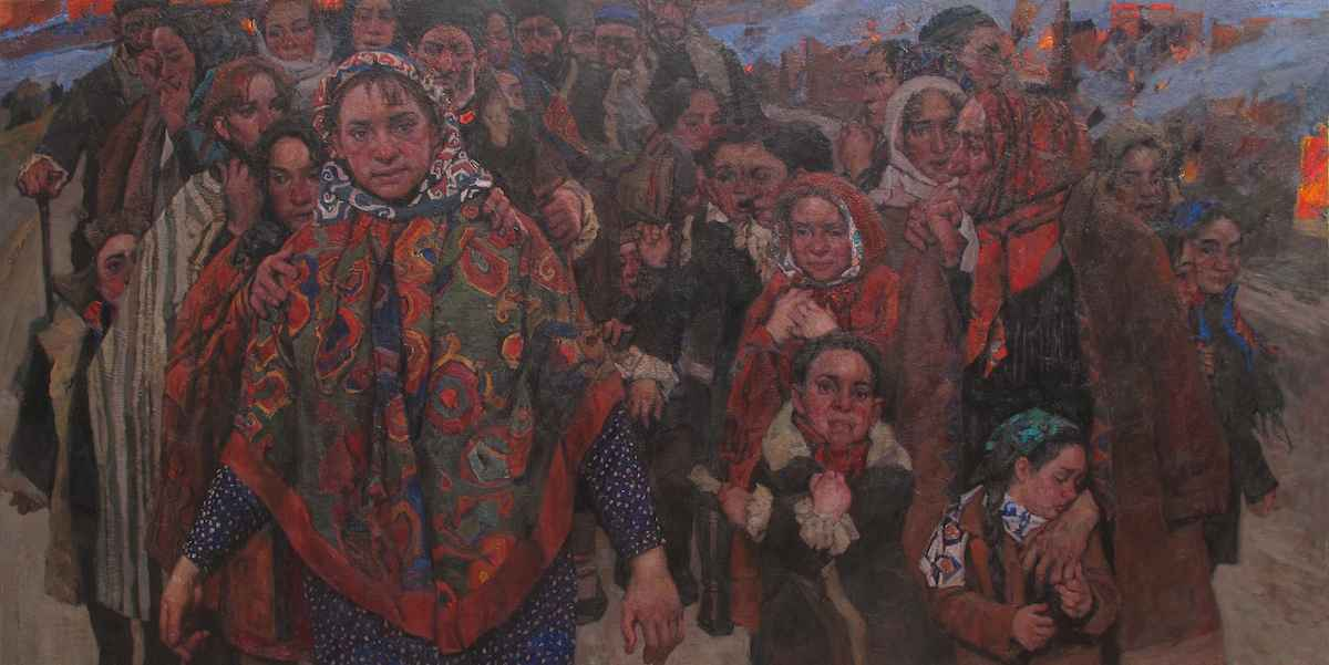 1992 by  Daud Akhriev - Masterpiece Online