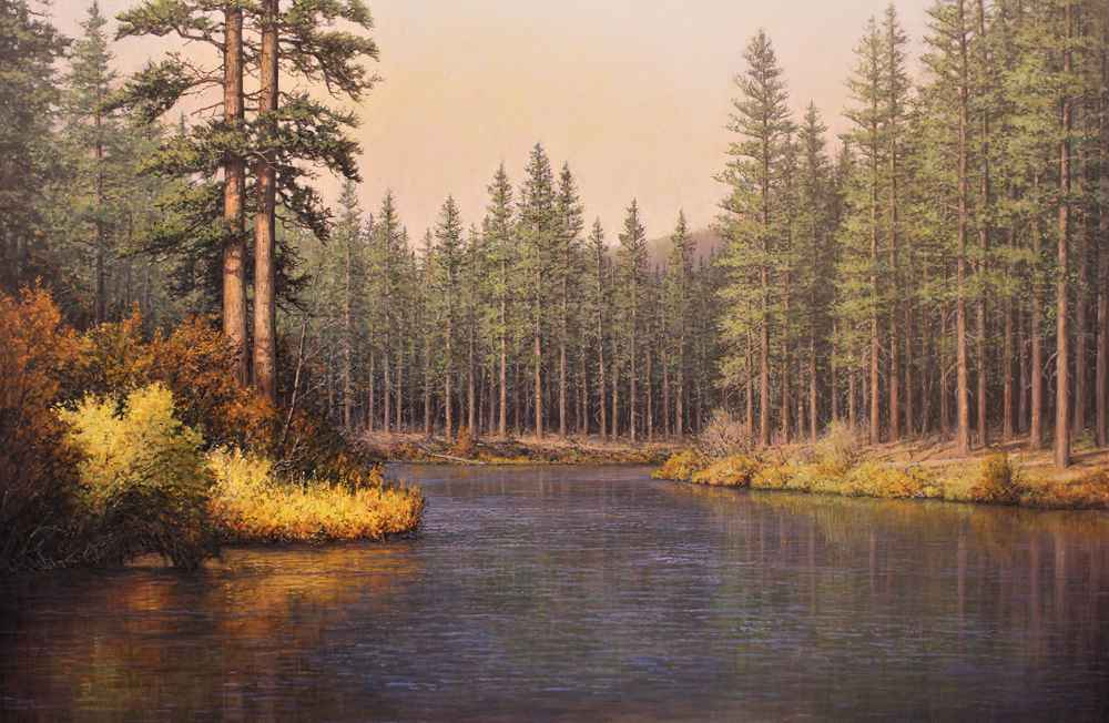 Fall and the Metolius
