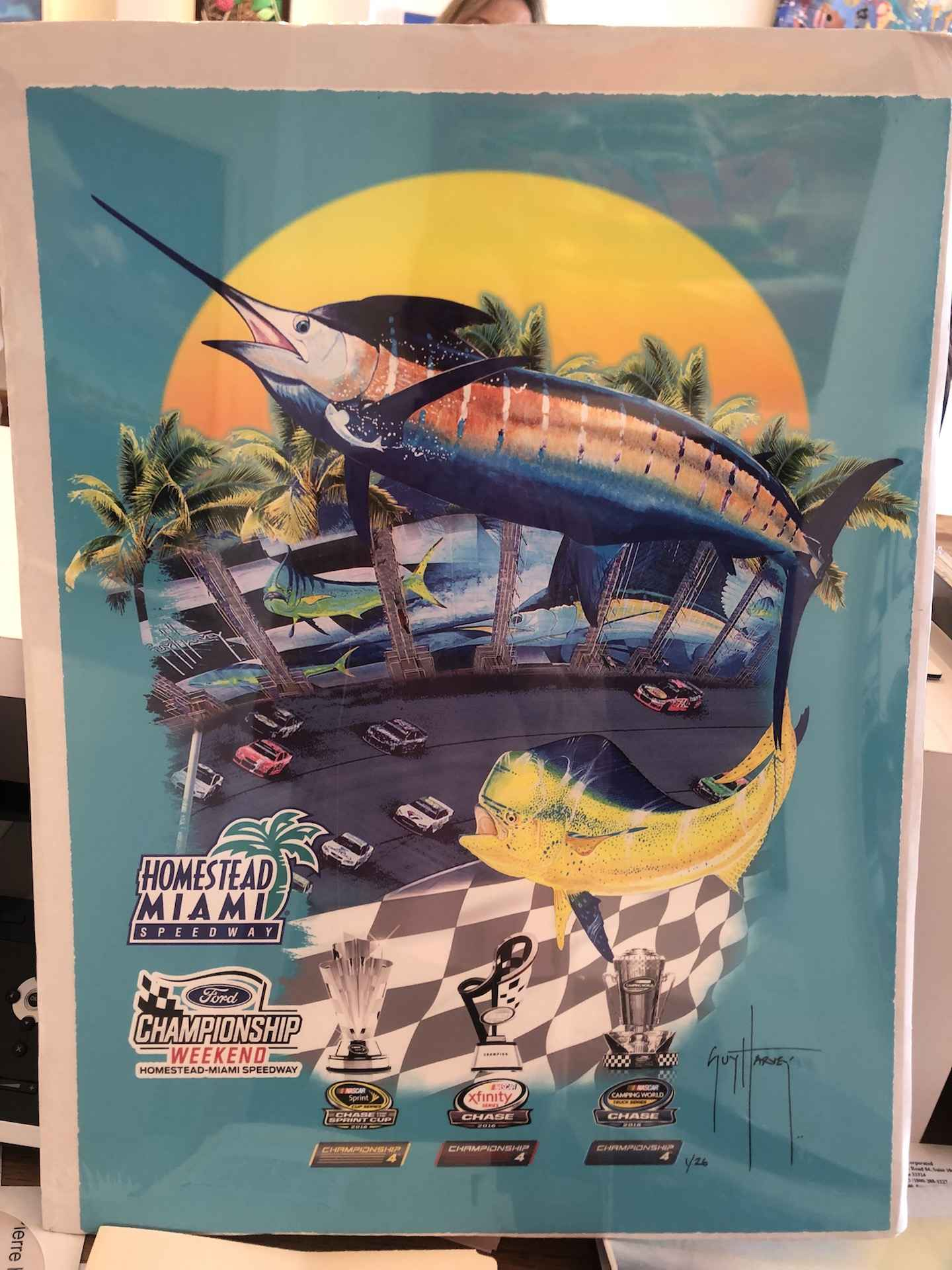 2016 Signed/Numbered ... by  Guy Harvey - Masterpiece Online
