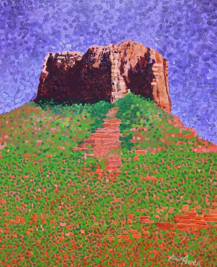 Rock of Sages by  Allen Powell - Masterpiece Online