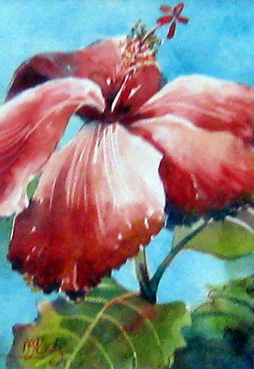 Blooming Red by Ms. Margaret Rodriguez - Masterpiece Online