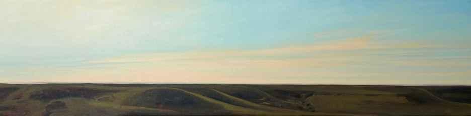 Prairie Valley -- Oct... by  Lisa Grossman - Masterpiece Online