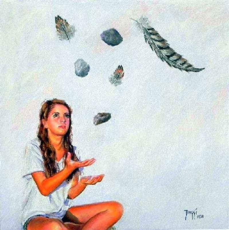 The Truth Seeker by  Daggi Wallace - Masterpiece Online