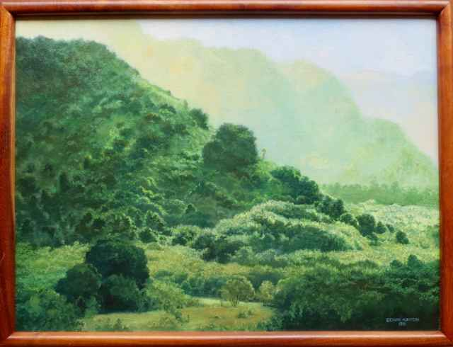 Hillside by  Edwin B. Kayton - Masterpiece Online