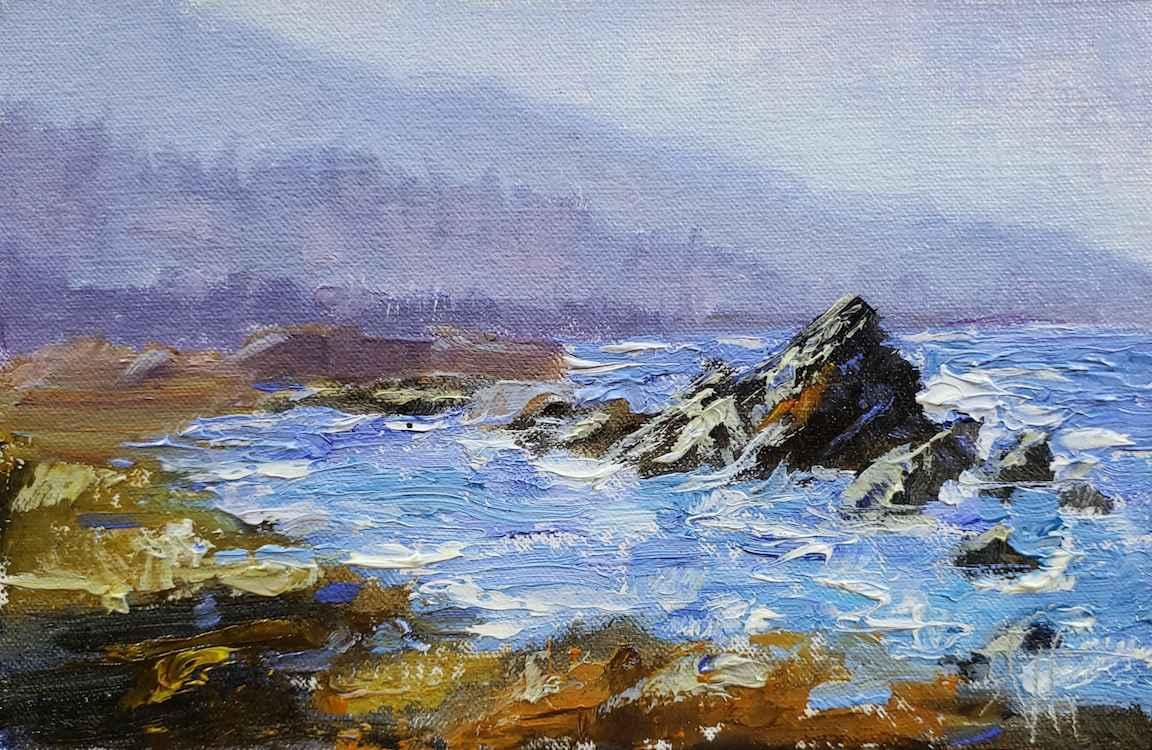 Carmel Study II by Mr. Glen Hawkins - Masterpiece Online