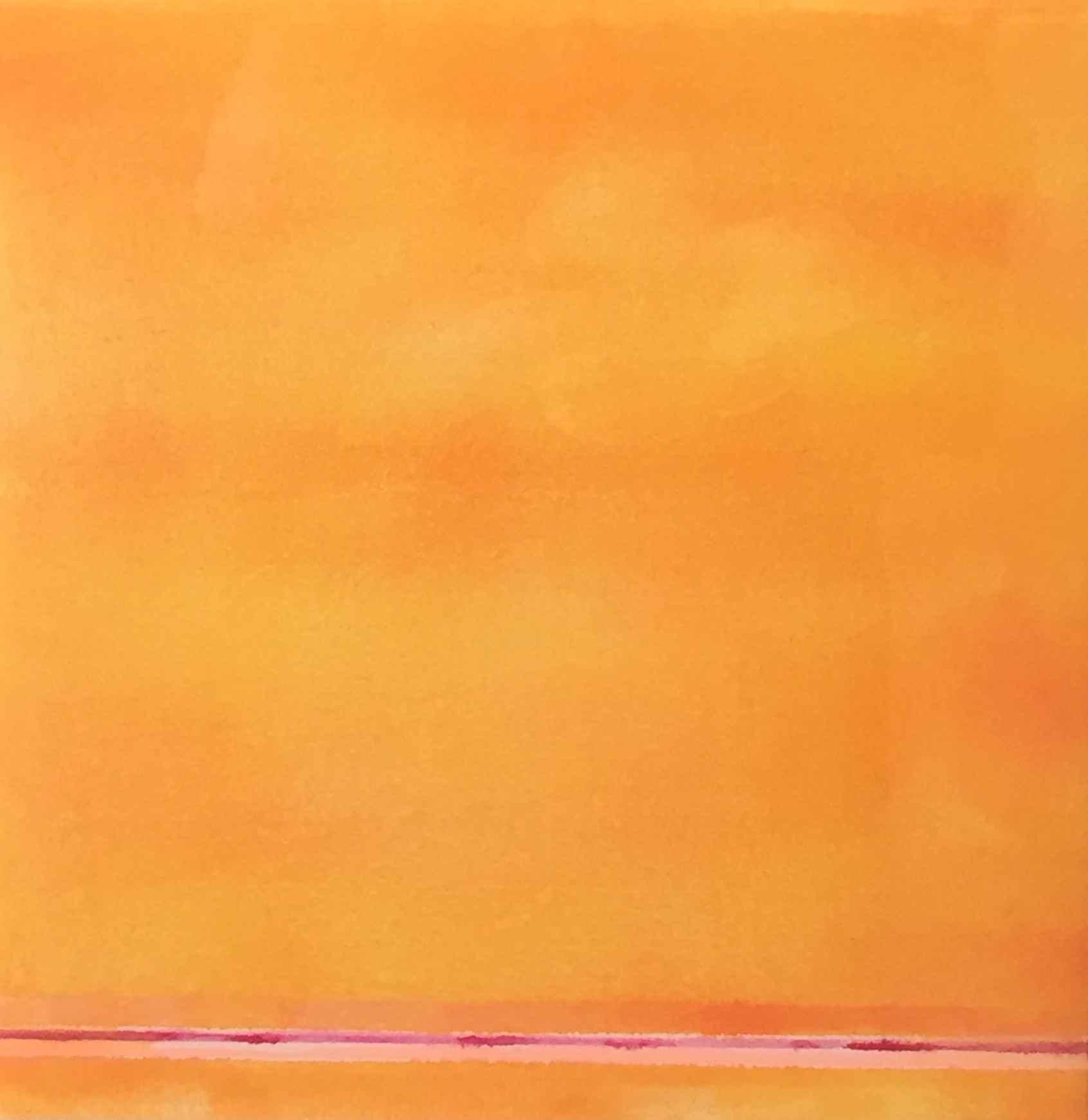 Z Clementine Sunset by  Jane Fleetwood-Morrow - Masterpiece Online
