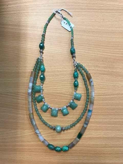 Agate/Sterling Silver... by Mrs Larissa Hale - Masterpiece Online
