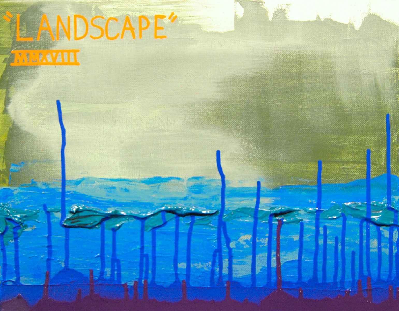 LANDSCAPE  by  Lee Stewart