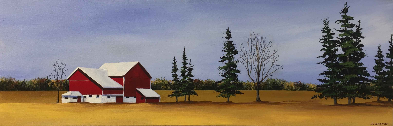 Autumn Colours by  Janet Liesemer - Masterpiece Online