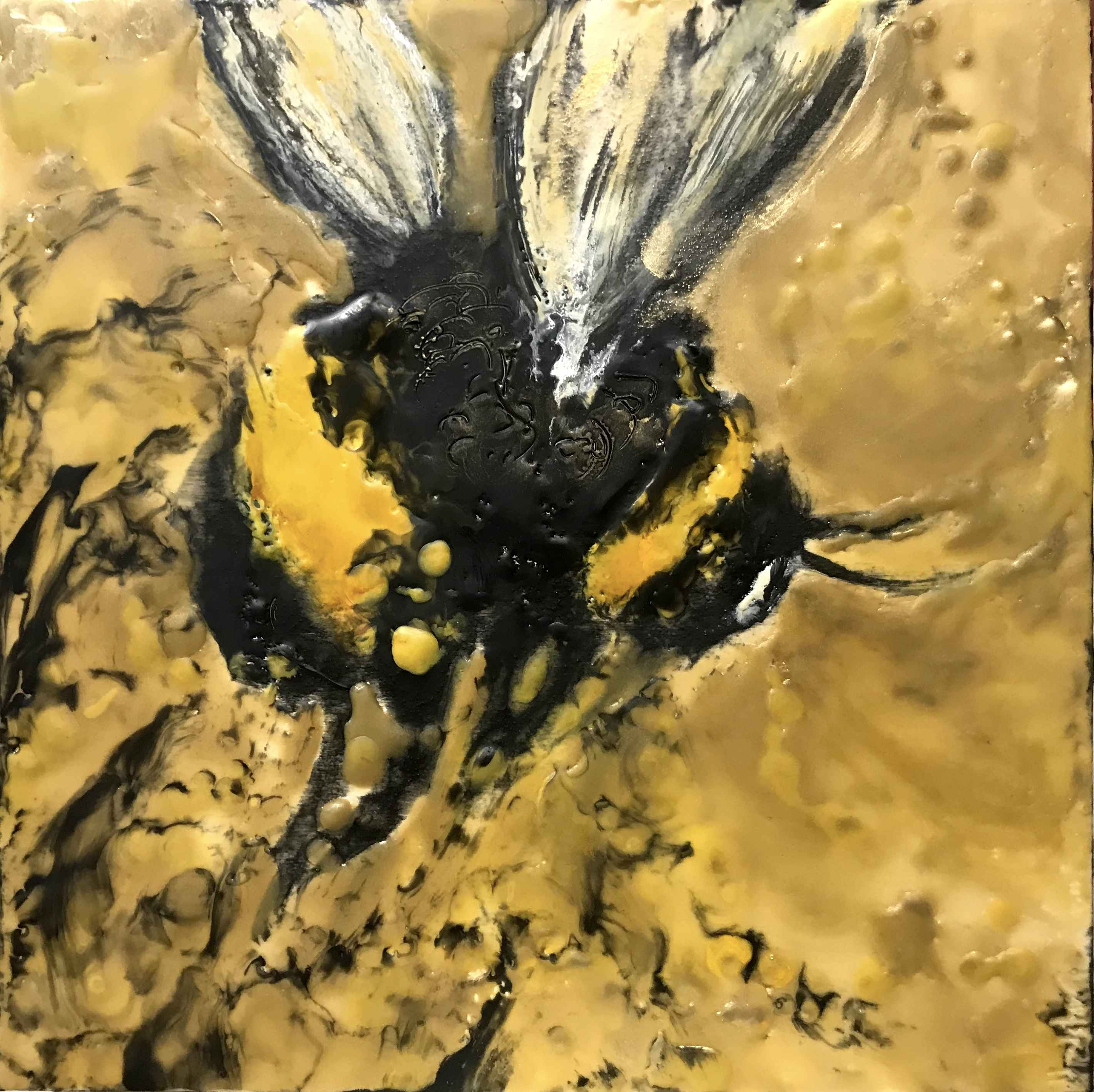 Gold Bee by  Kathy Bradshaw - Masterpiece Online