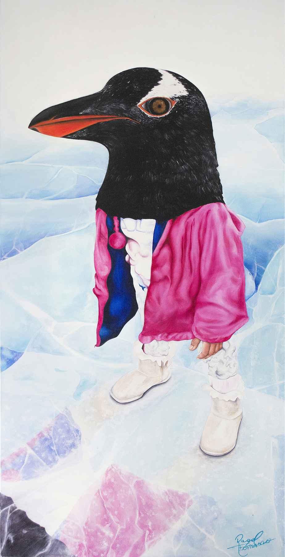 Gentoo by Ms. Raquel Fornasaro - Masterpiece Online