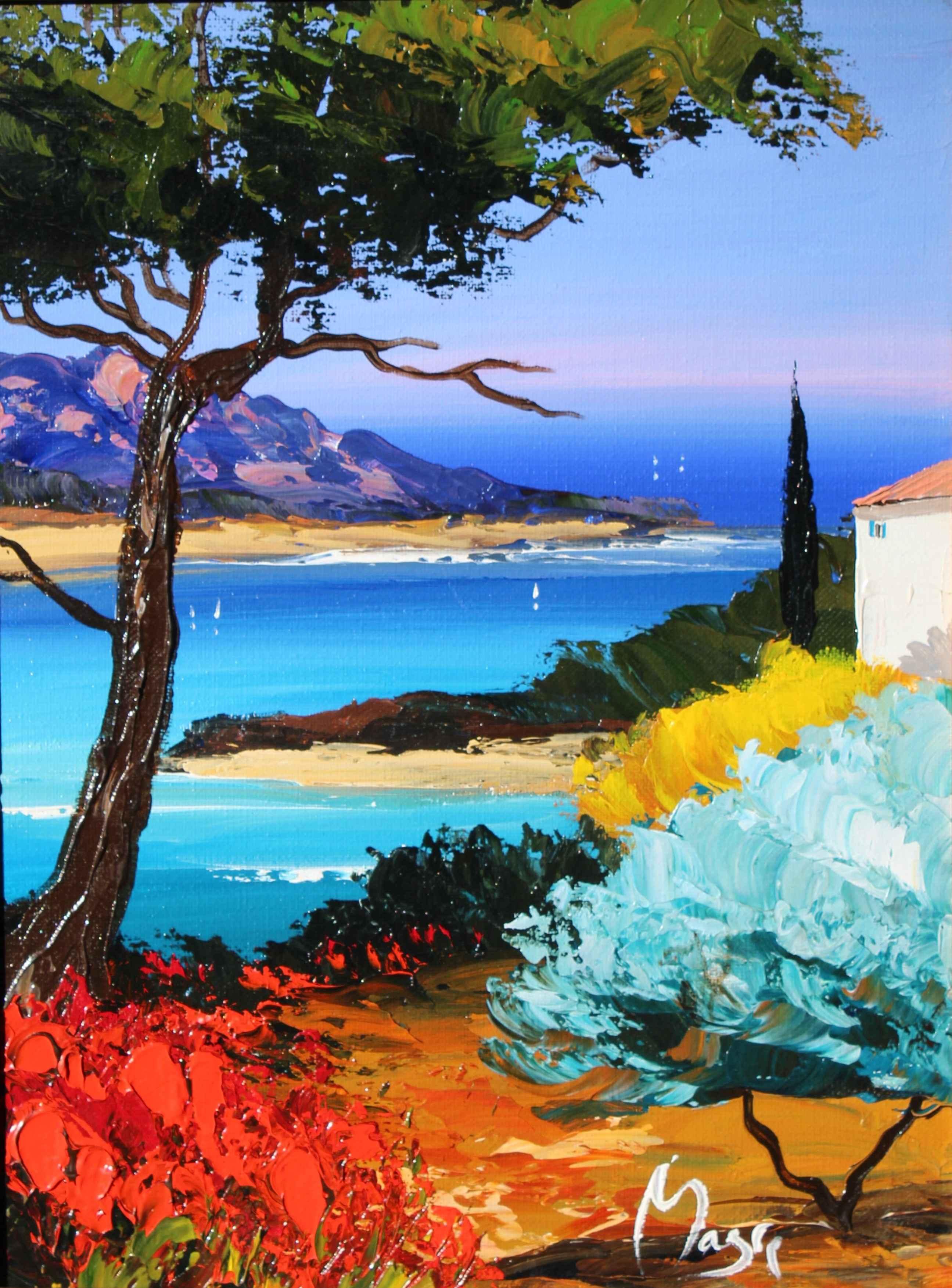 Apres Midi by  Louis  Magre - Masterpiece Online