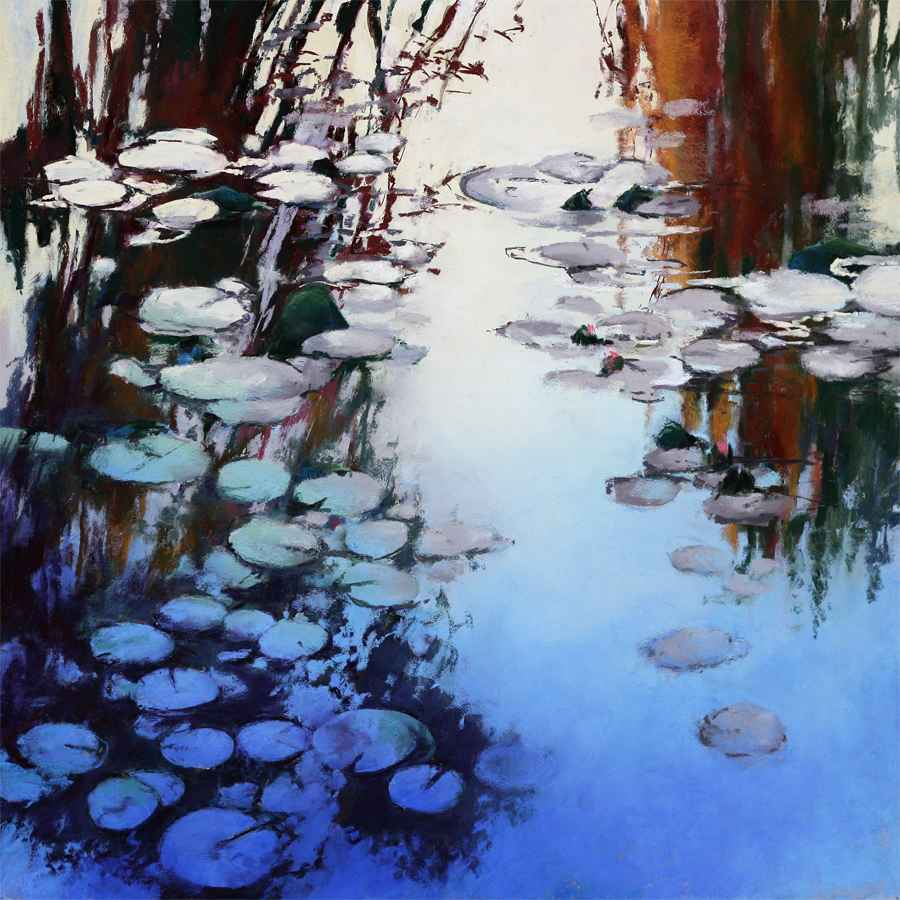 Luna by  Colette Odya Smith - Masterpiece Online