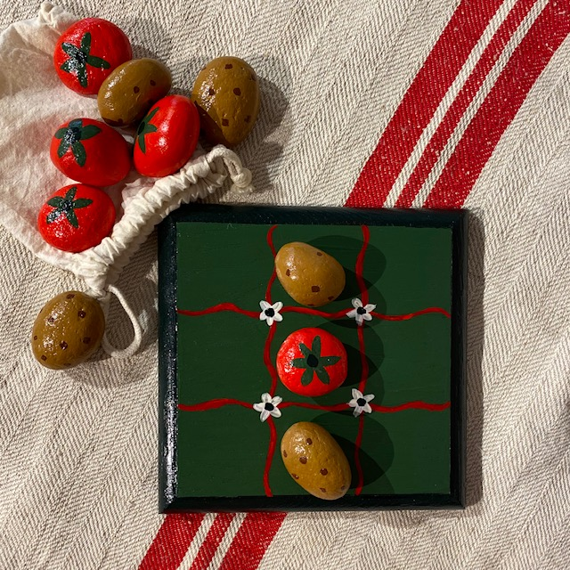 Tomato and Potato by  Cammie Naylor - Masterpiece Online