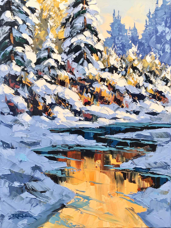 Winter Sparkle by  Robert E. Wood - Masterpiece Online