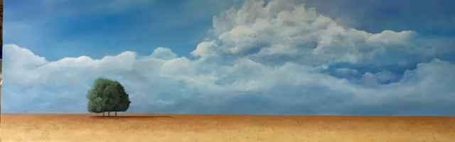 On the Horizon by  Janet Liesemer - Masterpiece Online