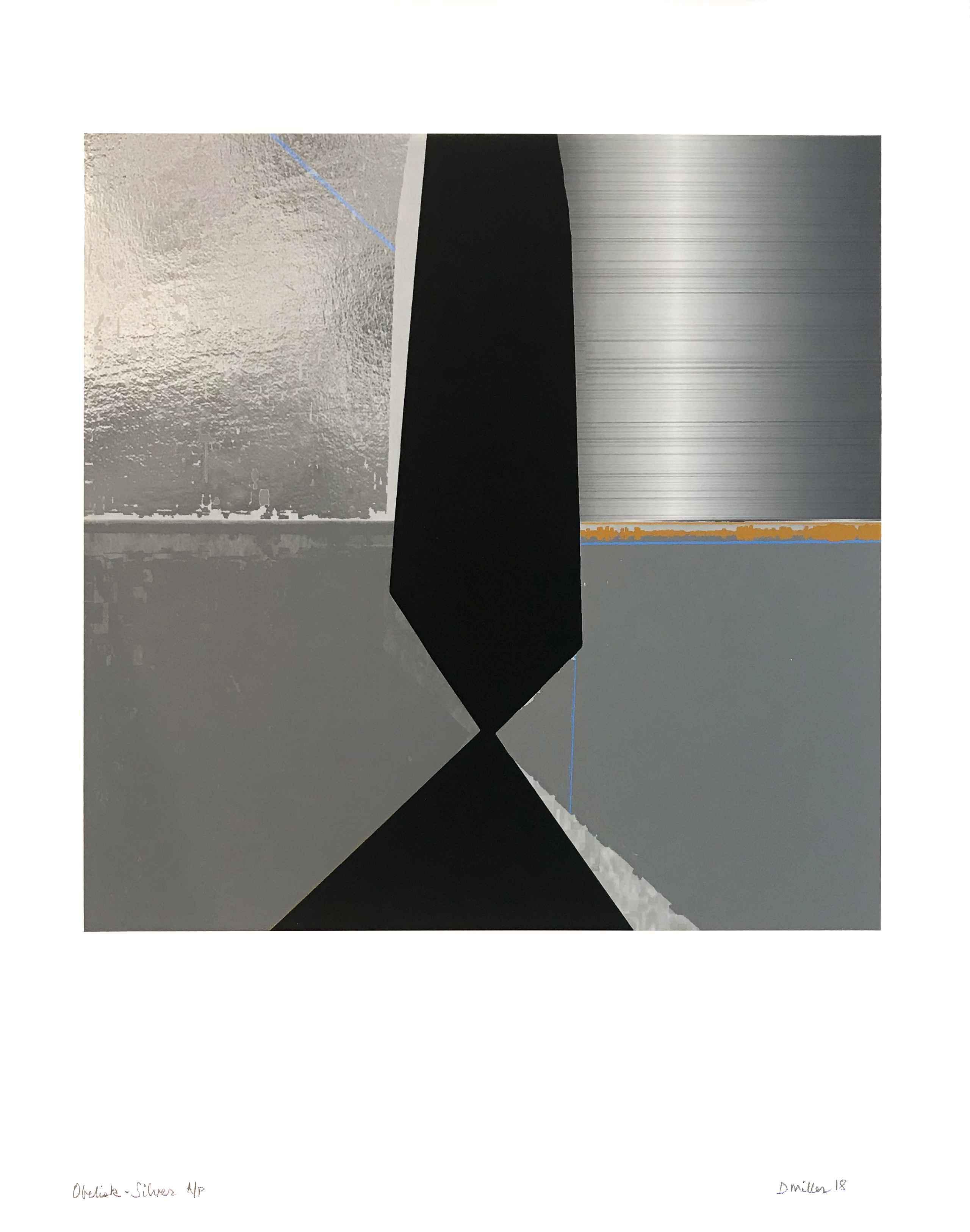 Obelisk- Silver by  David Miller - Masterpiece Online