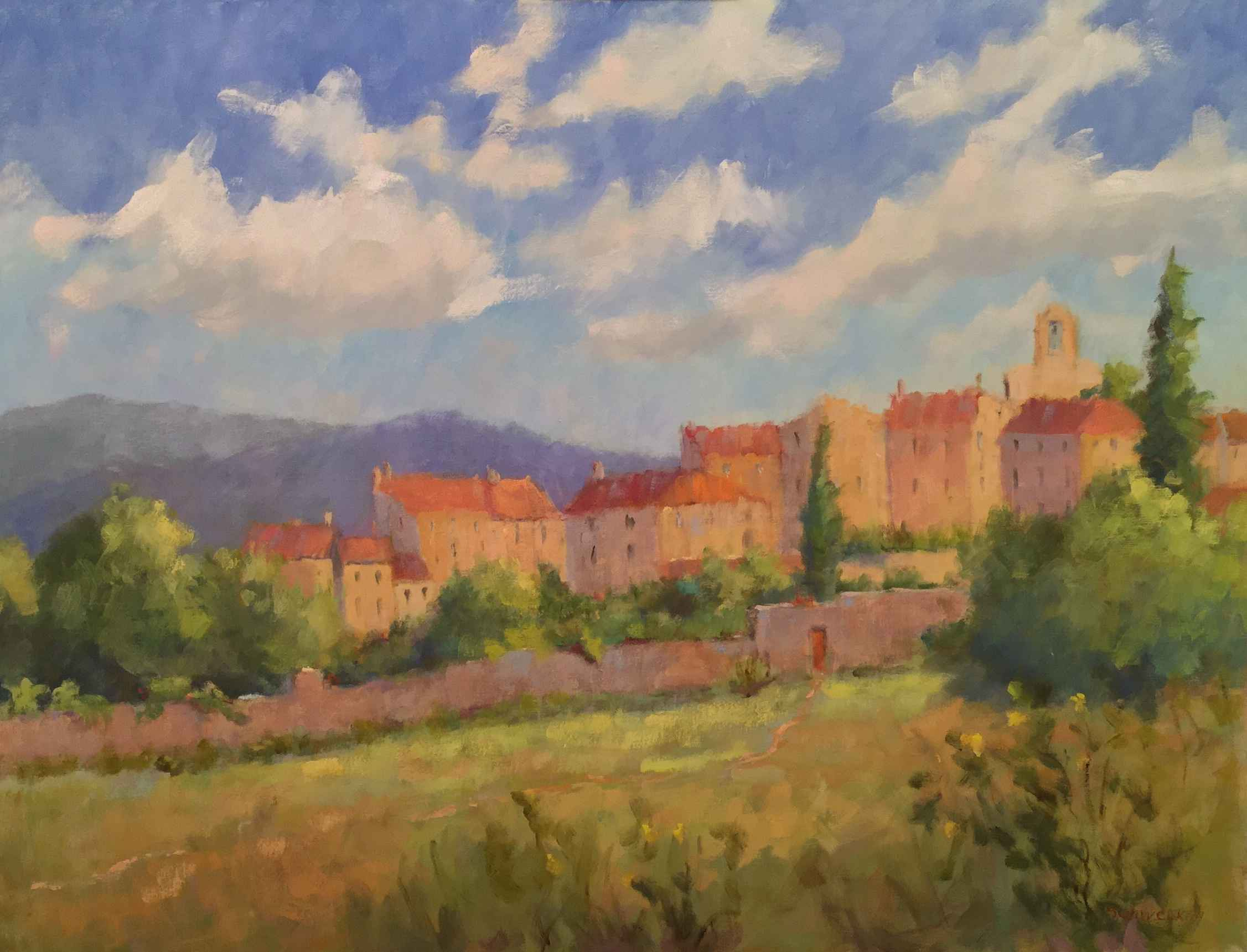 Ah, Provence! by  Sharon Schwenk - Masterpiece Online
