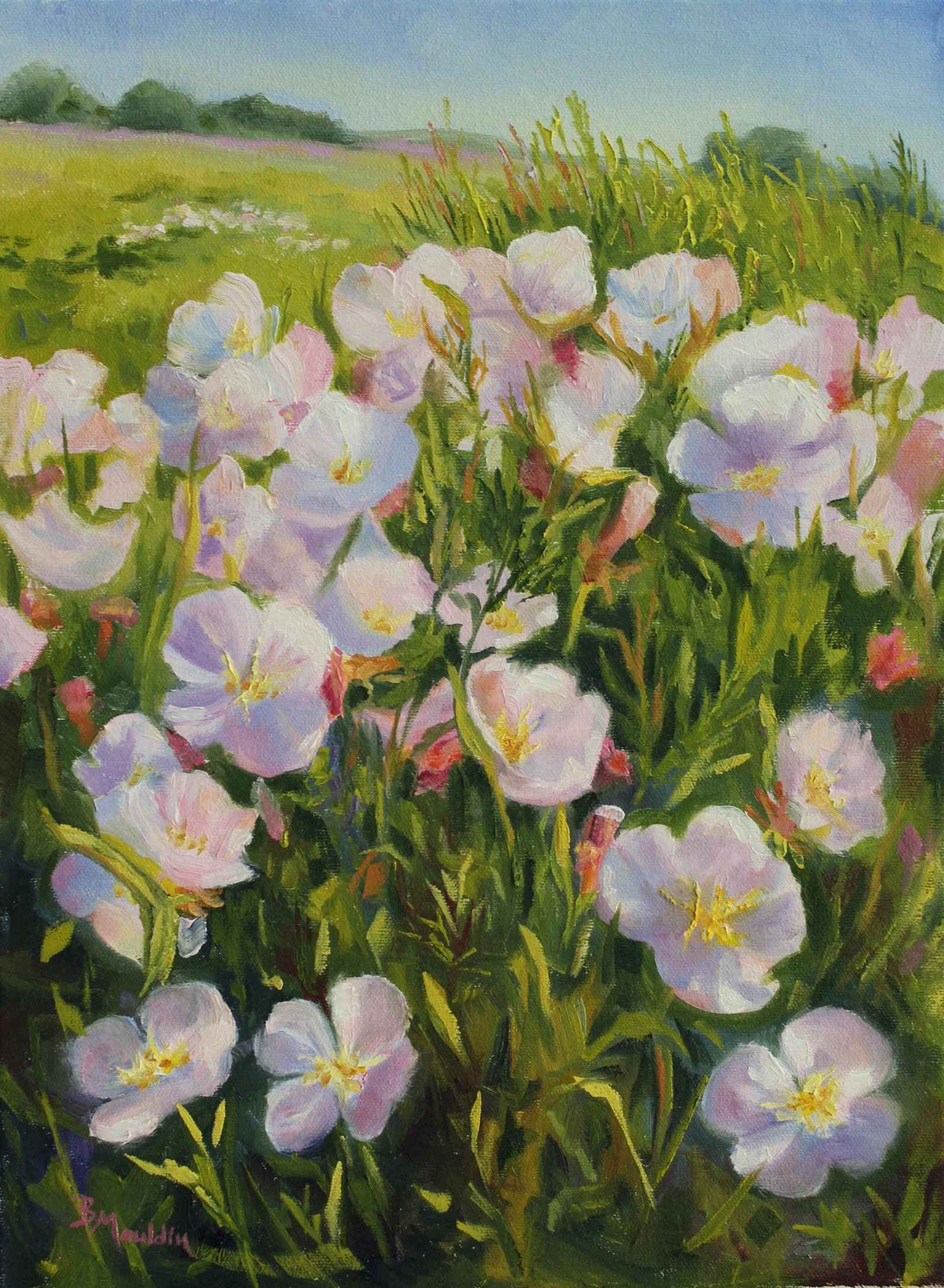 Tickled Pink by  Barbara Mauldin - Masterpiece Online
