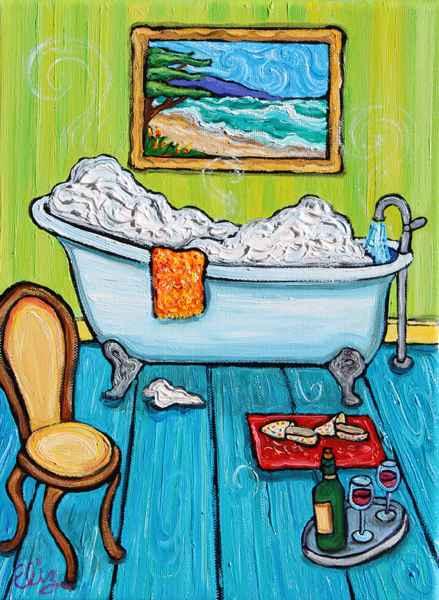 It Will Be Fine by  Elizabeth Jackson - Masterpiece Online
