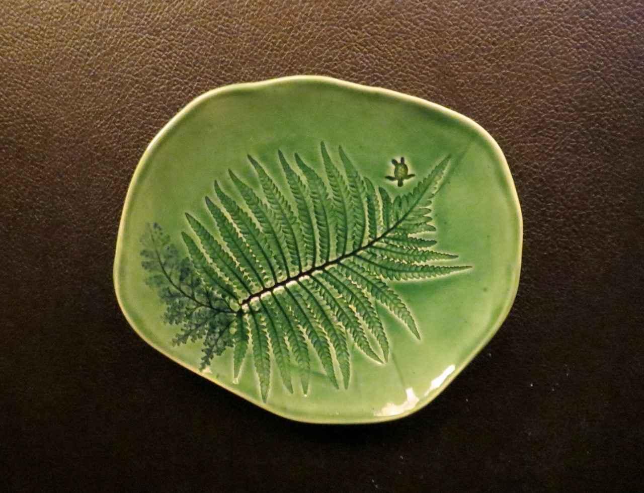 Green Honu & Large Fe... by Ms. Birgitta Frazier - Masterpiece Online