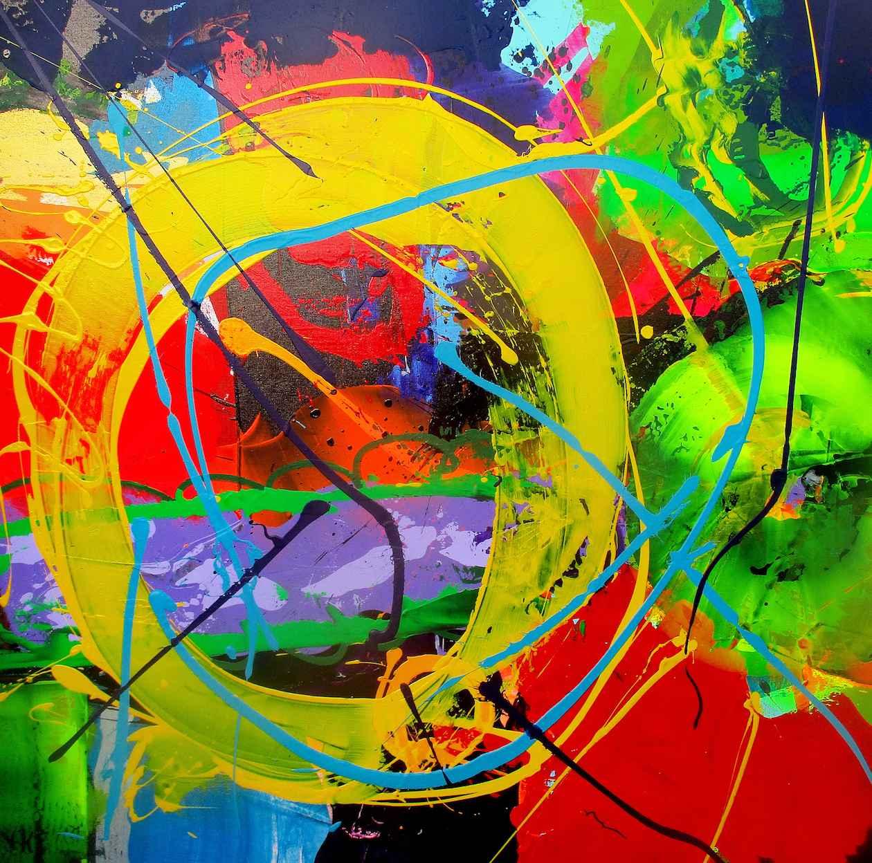 5G by  Vickie Wilson - Masterpiece Online