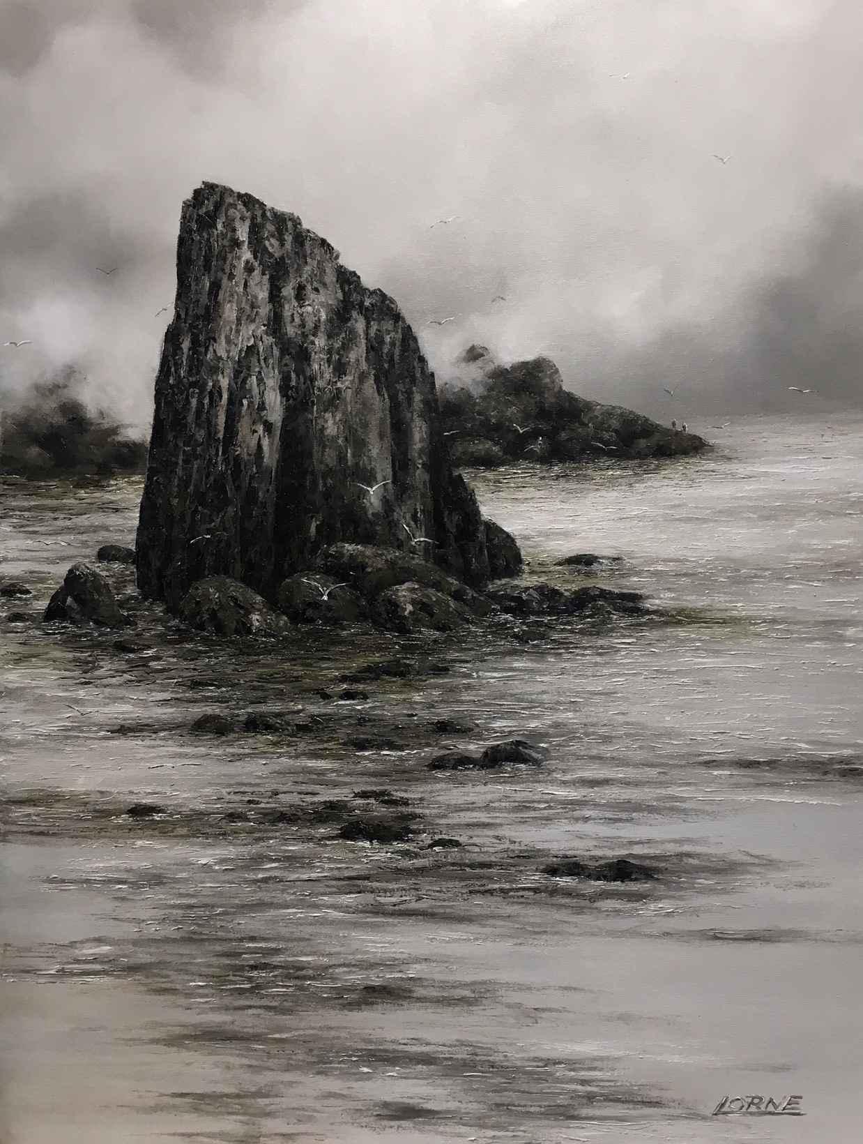 Low Tide by Mr. Lorne McDermott - Masterpiece Online