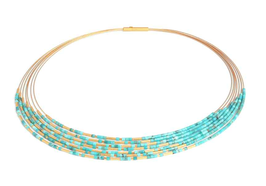 Cliascala Turquoise N... by  Bernd Wolf - Masterpiece Online
