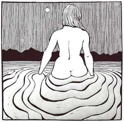 The Way Large Wrap by  Melissa Hefferlin - Masterpiece Online