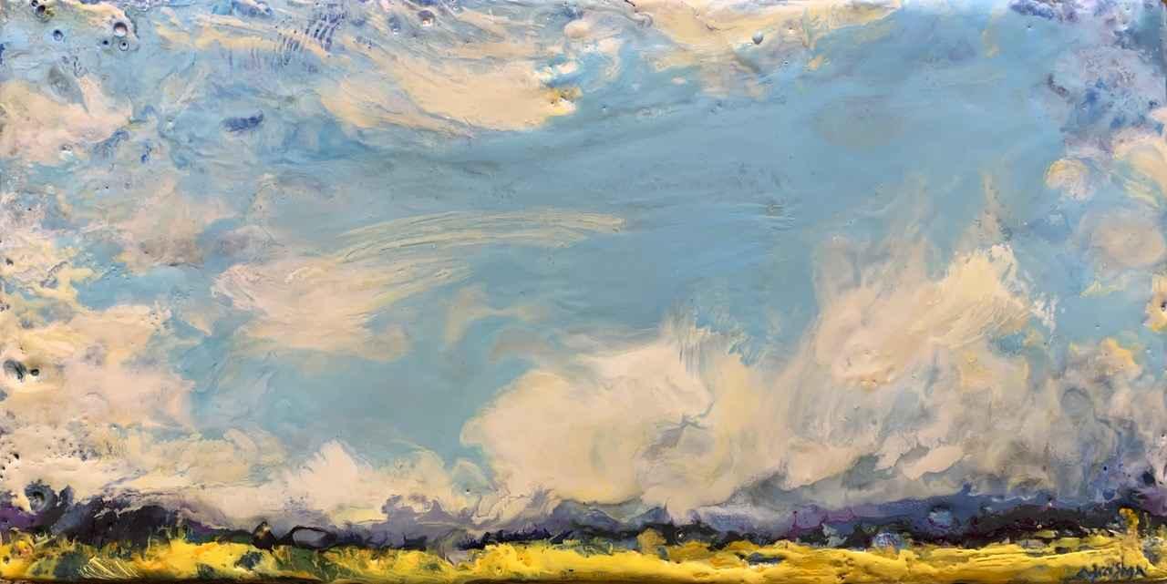 Stretch of Canola by  Kathy Bradshaw - Masterpiece Online