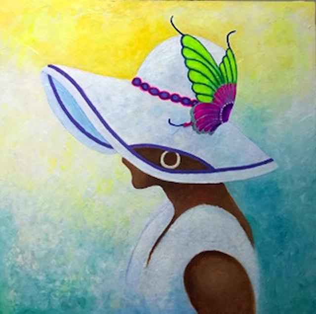 The Hat Speaks by Ms Malva Lewis - Masterpiece Online