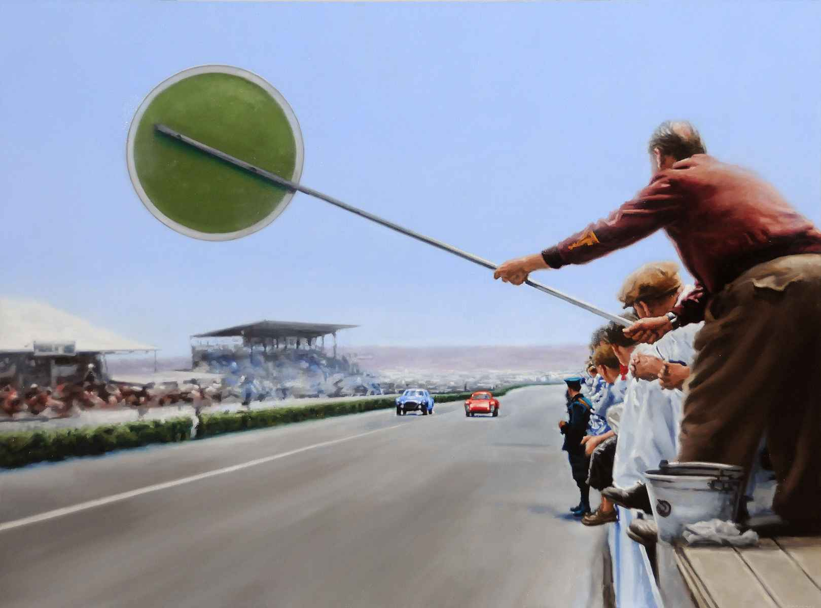 Bound To Cross the Li... by Mr. Zachary Proctor - Masterpiece Online