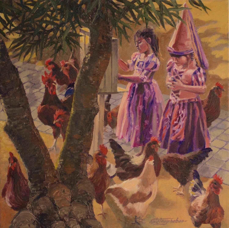 Chicken Feed by Mr. Jerry Steingraeber - Masterpiece Online