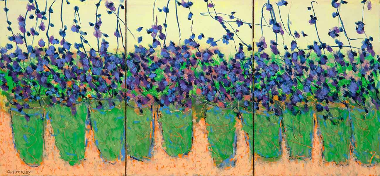 Gathering of the Violets