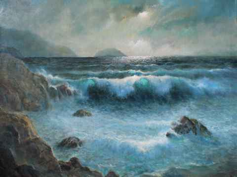 Point Sur Light by  Roger  Budney - Masterpiece Online