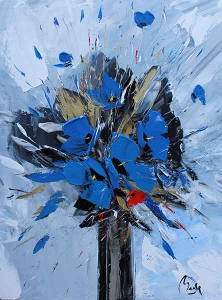 Blue Luster by  Louis  Magre - Masterpiece Online