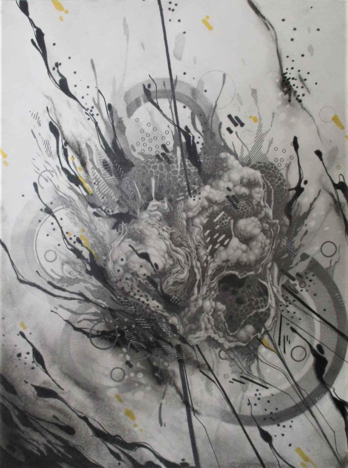 Untitled (flow) by  Jeremy Nichols - Masterpiece Online