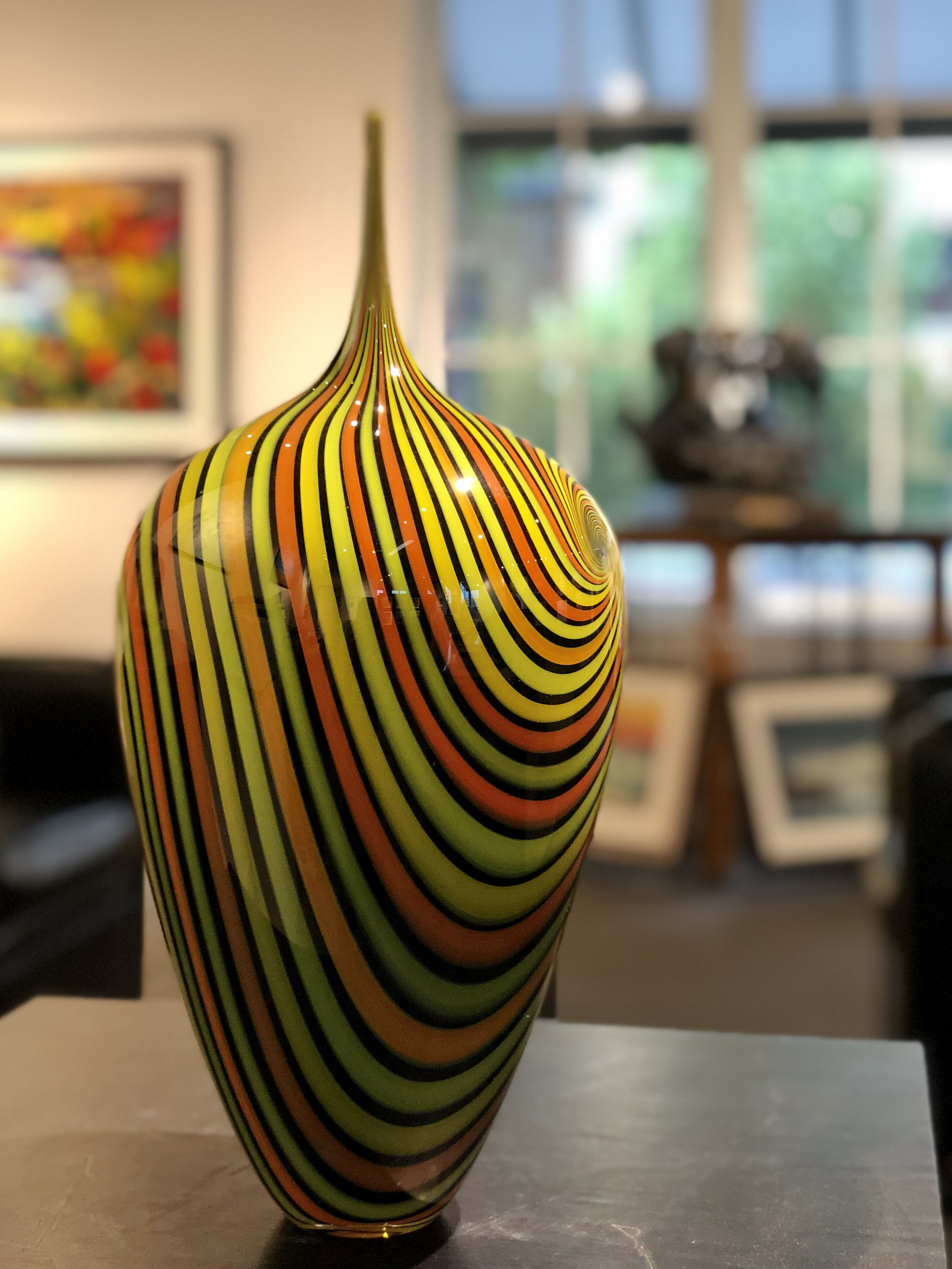 Tall Form Vortex by  Jeff Holmwood - Masterpiece Online