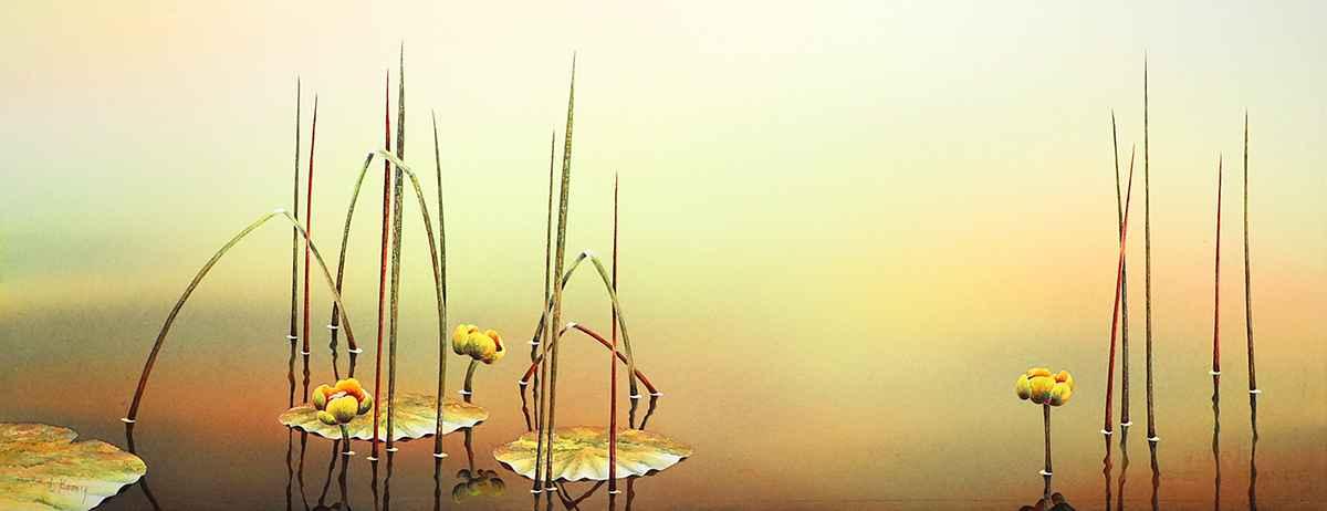 Shore Lilies