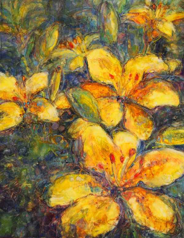 Lily by  Susan Wahlrab - Masterpiece Online
