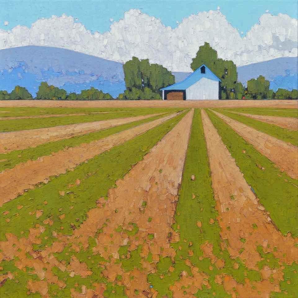 Summer Medley by  Jeffery Pugh - Masterpiece Online