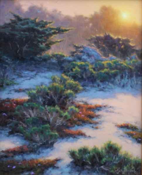 Sundown Shadows by  Sally  Jordan - Masterpiece Online