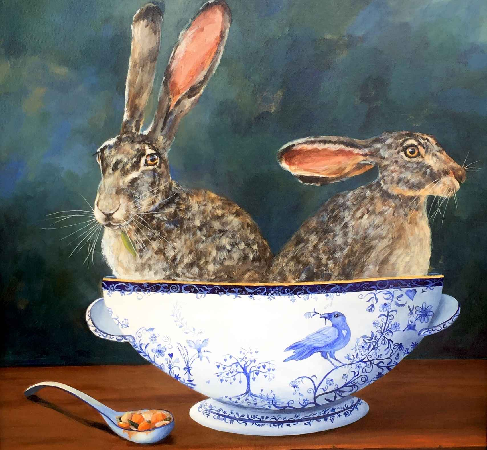 Two Jacks in a Bowl by Ms Sandra Stevens - Masterpiece Online